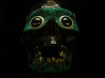 Mask of Tezcatlipoca