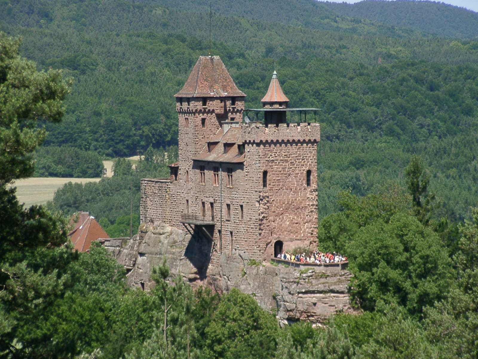 Berwartstein Castle